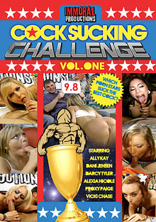 Cock Sucking Challenge cover