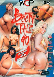Booty Talk 90 cover