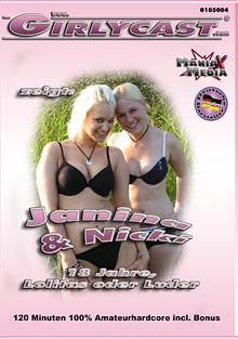 Girlycast: Janina Und Nicki... 18 Jahre cover