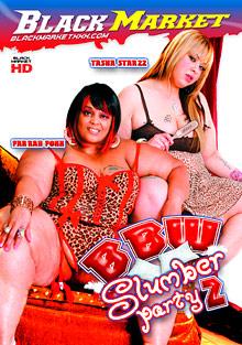 BBW Slumber Party 2 cover