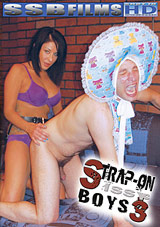 Strap-On Sissy Boys 3