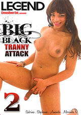 Big Black Tranny Attack 2