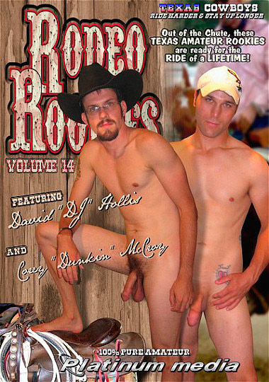 Rodeo Rookies 14 cover