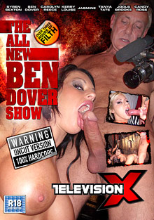 The All New Ben Dover Show cover