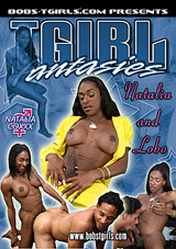 Tgirl Fantasies: Natalia And Lobo