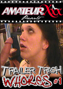 Trailer Trash Whores cover