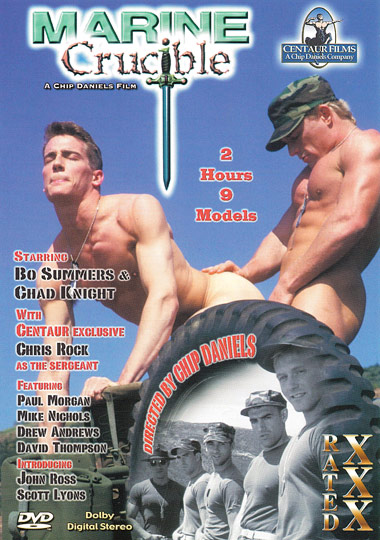 Marine Crucible 1 Cover Front