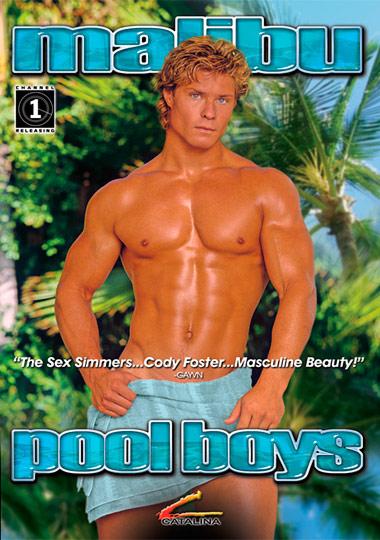 Malibu Pool Boys Cover Front