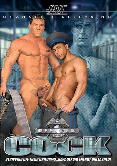 Officer Cock Cover Front