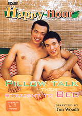 Happy Hour: Pillow Talk Then Straight To Bed
