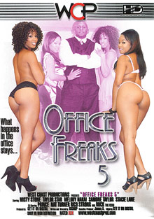 Office Freaks 5 cover
