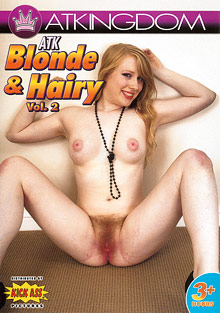 ATK Blonde And Hairy 2 cover