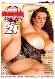 BBW Dreams 21 cover