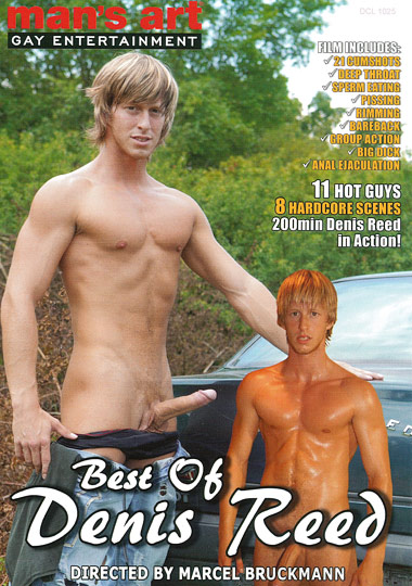 Best of Denis Reed Cover Front