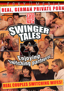 Swinger Tales: Enjoying Switching Partners cover