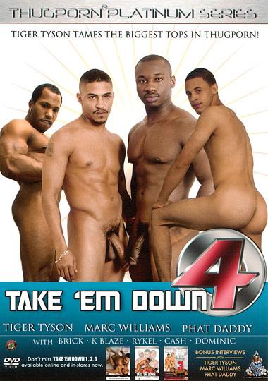 Take Em Down 4 Cover Front