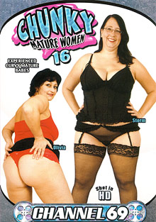 Chunky Mature Women 16 cover