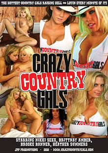 Crazy Country Gals cover