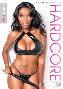 Nyomi Banxxx Is Hardcore cover