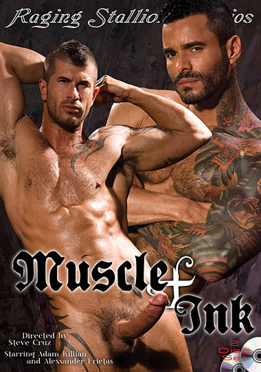 Muscle + Ink Cover Front