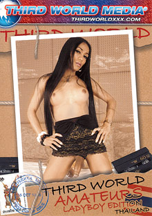 Third World Amateurs In Thailand: Ladyboy Edition cover