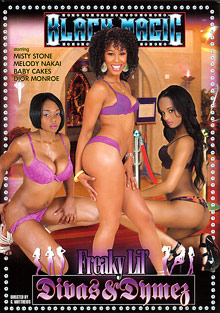 Freaky Lil' Divas And Dymez cover