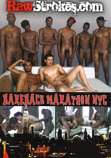 Bareback Marathon NYC Cover Front