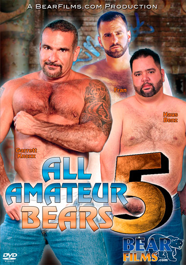 All Amateur Bears 5 Cover Front