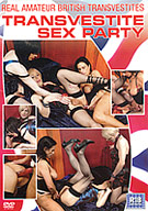 Transvestite Sex Party