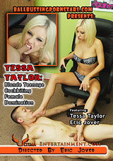 Tessa Taylor: Blonde Teenage Cockbiting Female Domination
