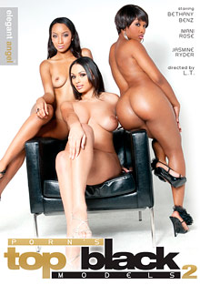 Porn's Top Black Models 2 cover