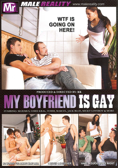 My Boyfriend Is Gay 1 Cover Front