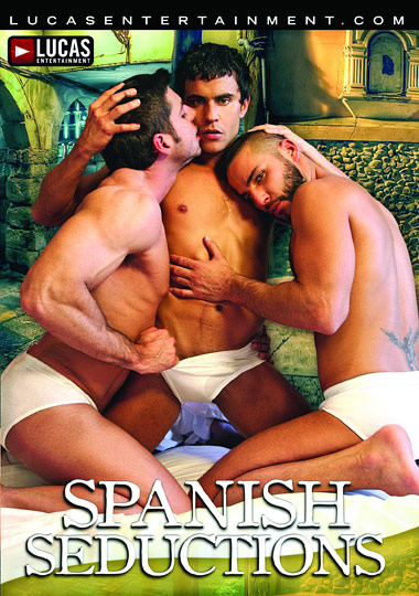 Spanish Seductions Cover Front