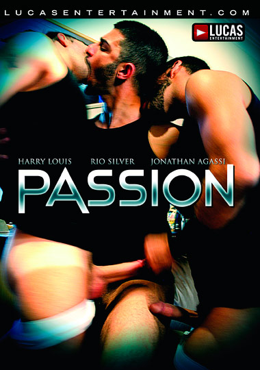 Passion Cover Front