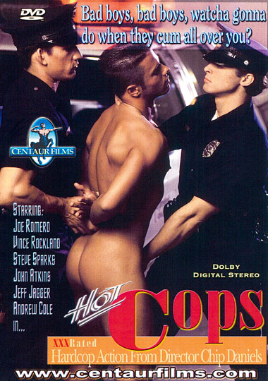 Hot Cops 1 Bustin Loose Cover Front