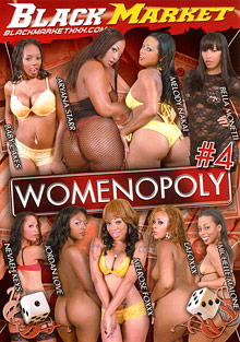 Womenopoly 4 cover