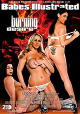 Babes Illustrated: Burning Desire