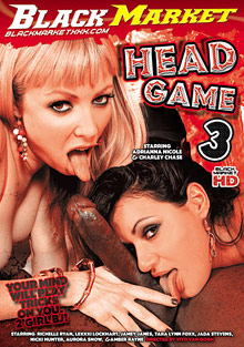 Head Game 3 cover