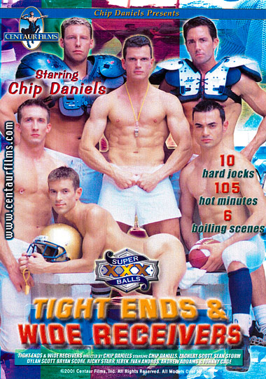 Tight Ends And Wide Receivers Cover Front