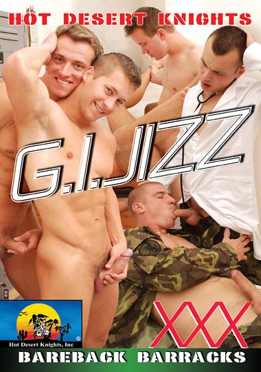 G.I. Jizz cover