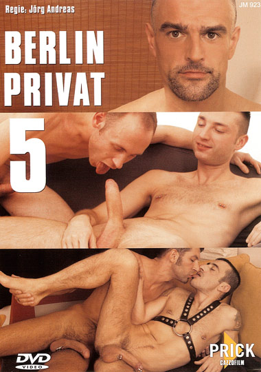 Berlin Privat 5 Cover Front