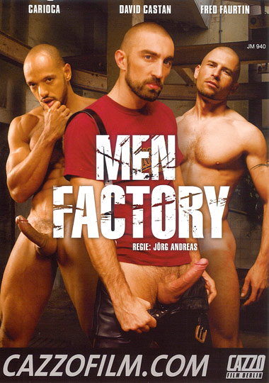 Men Factory Cover Front