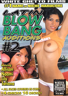 Latin Blow Bang Auditions 2 cover