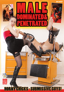 Male Dominated And Penetrated cover
