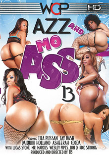 Azz And Mo Ass 13 cover