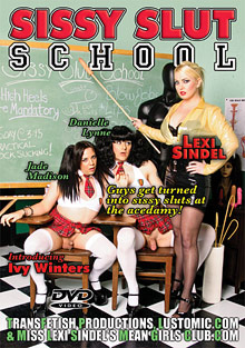 Sissy Slut School cover
