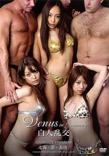 Kamikaze Premium 59: Venus In Germany cover
