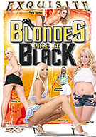 Blondes Like It Black