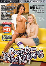 Cougars Crave Young Kittens 6