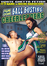 Fem Dom Ball Busting Cheerleaders